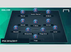À quoi pourrait ressembler le PSG 20162017 ? Goalcom