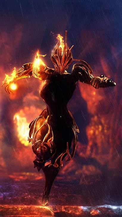 Warframe Iphone Phone Wallpapers Mobile 3wallpapers Background