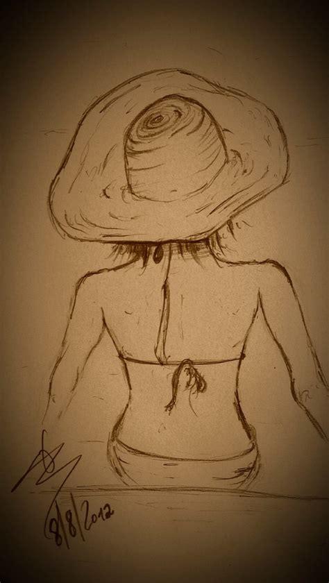 Female Poses 10 Drawing Pencils Amit Sadik