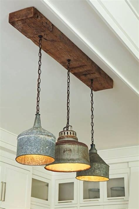 repurposed light fixture diy make your own