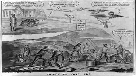 gold rush impact  native tribes american