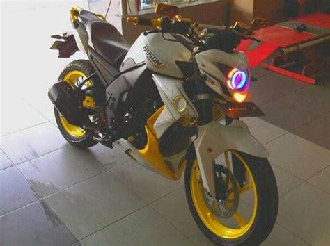 Modifikasi Motor Byson Terbaik by Modifikasi Motor Byson Terbaik Modifikasi Motor Kawasaki