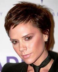 Victoria Beckham Short Hairstyle