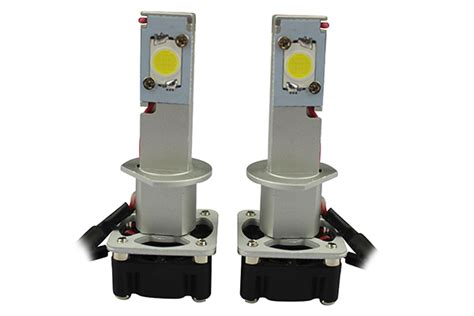 2003 2008 mazda 6 headlight bulbs putco 2600h1w putco led headlight bulb conversion kits