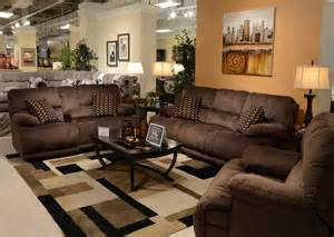 catnapper riley power reclining sofa set coffee cn 61221