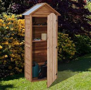 Armoire De Jardin Bois : comment choisir la bonne taille pour votre abri de jardin ~ Teatrodelosmanantiales.com Idées de Décoration