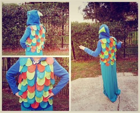 Fish Costume Ideas For Kids Meningrey