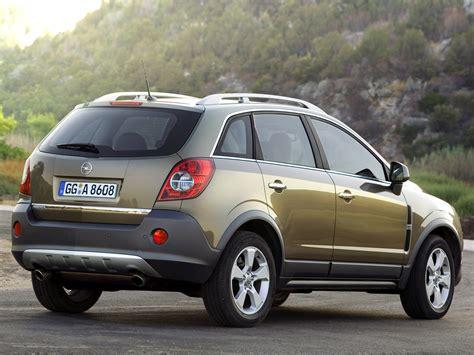Opel Antara by Opel Antara Specs Photos 2007 2008 2009 2010