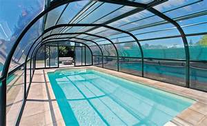 Pool Mit überdachung : gartenpool outdoor pools desjoyaux pools ~ Eleganceandgraceweddings.com Haus und Dekorationen