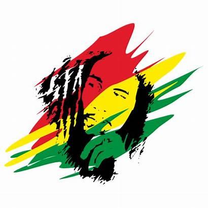 Marley Bob Vector Clipart Logos Cliparts Clip