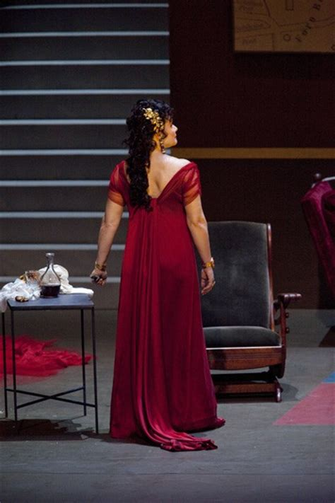 A New Tosca At The Metropolitan Opera House In New York