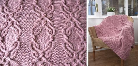 Stunning Knitted Cable Lap Blanket [free Knitting Pattern] Fleece Animal Shaped Blankets Quilted Blanket Tutorial How To Crochet A Very Simple Baby Easiest Knit Cotton Satin Trim King Big W And Throws Point Canada Swimming Pool Cover Roller