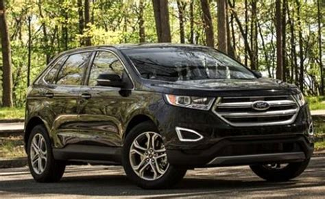 2019 Ford Edge Sport by 2019 Ford Edge Sport Redesign And Changes Ford Redesigns
