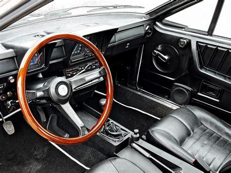 1974 Alfa Romeo Alfetta Gt (116) Classic G-t Interior G