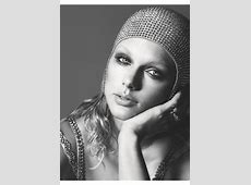Taylor Swift Vogue UK January 2018