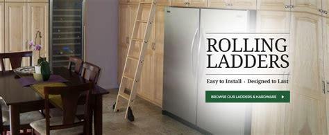 Rolling Ladder Kits & Hardware   Rolling Interior Barn Doors