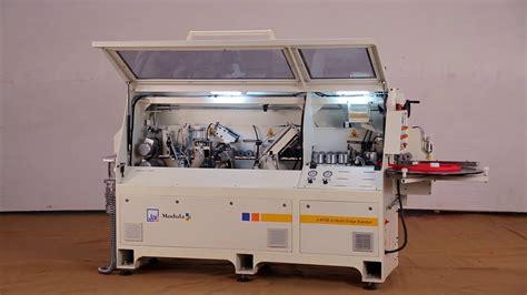 edge banding machine manufacturer supplier   youtube