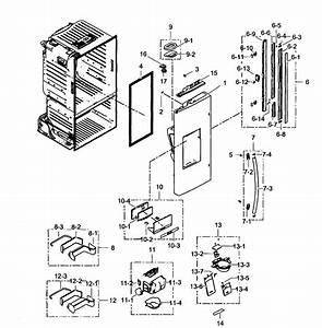 Samsung Refrigerator Parts