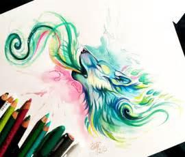 Art Drawing Colors