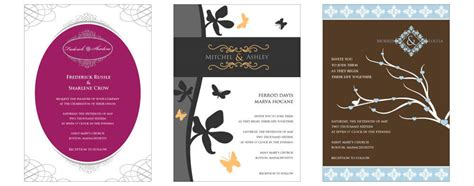 create  wedding invitations designmantic  design
