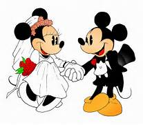 mickey-and-minnie-mous...Mickey Mouse And Minnie Kissing