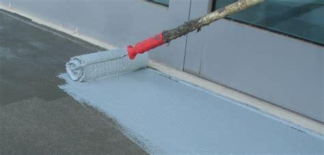 prodotti impermeabilizzanti per terrazzi prezzi impermeabilizzanti liquidi guaine liquide