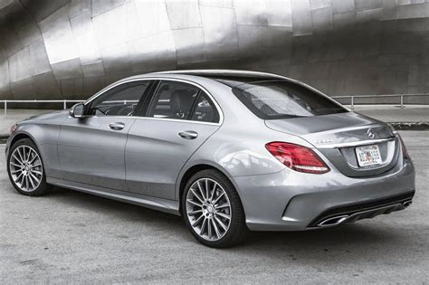 mercedesbenz cclass exterior high resolution photo