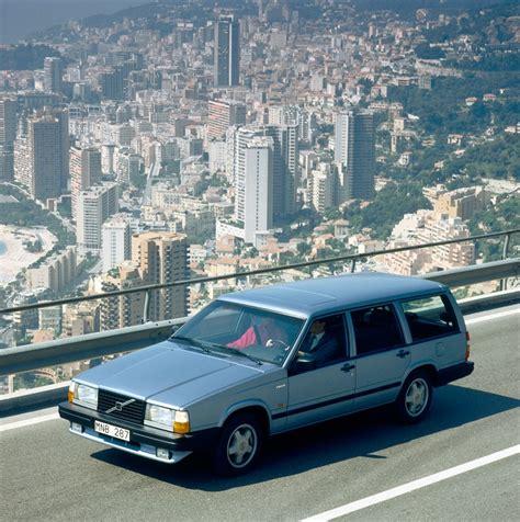volvos estate cars  high capacity trip  memory