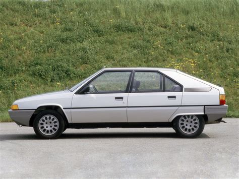 1982 Citroen BX (Bertone) - Milestones