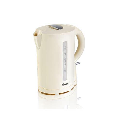 swan kettle cream kettles 7l retro cheap tj hughes electricals