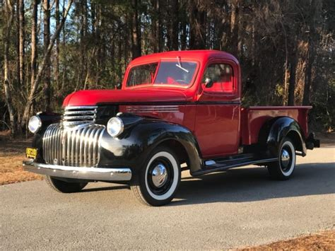 1941 Chevrolet Other Pickups Ak Series Deluxe 12 Ton