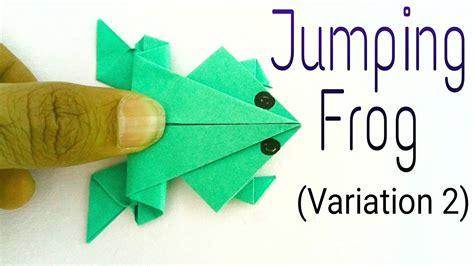 traditional jumping frog variation  action fun