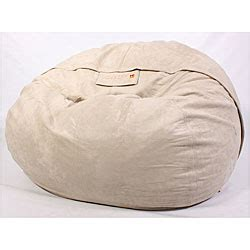 overstock lovesac shop lovesac foam plush lounge bag free