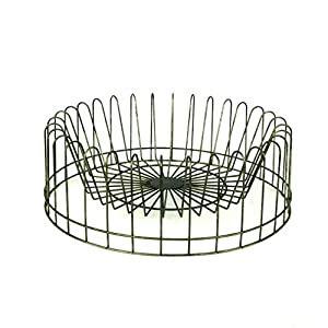 amazoncom creative  metal plate rack home kitchen