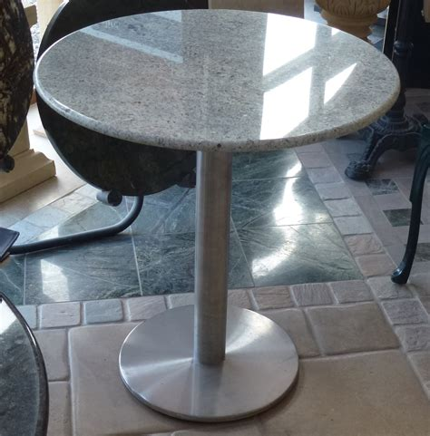 innovative stainless steel pedestal table base cool