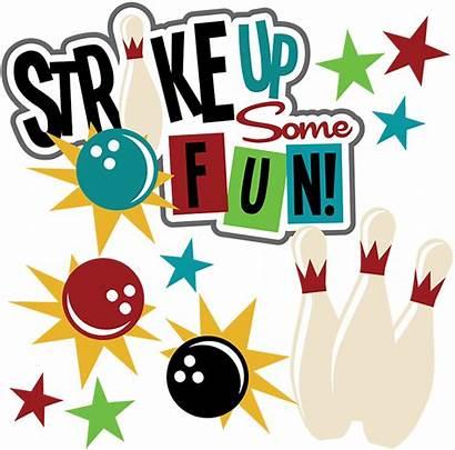 Fun Strike Svg Bowling