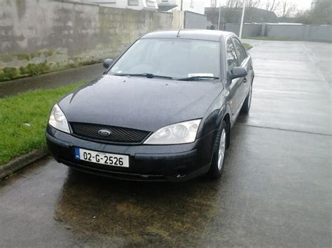 2002 Ford Mondeo For Sale In Artane, Dublin From Wc42