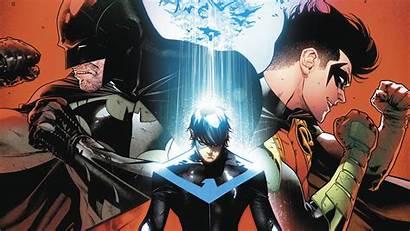 Nightwing Batman Robin Dc Comic Comics Phone
