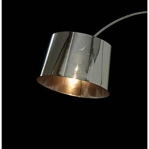 Lampe Type Industriel : lampe sur pied de style industriel turin chrom ~ Melissatoandfro.com Idées de Décoration