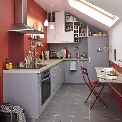 cuisine delinia aubergine meuble de cuisine gris delinia délice leroy merlin