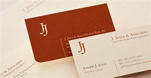 Professional lawyer business cards cfm project for Best attorney business cards