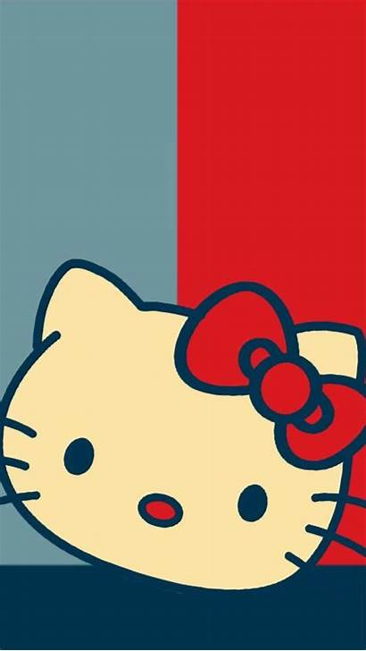 Kitty Hello Iphone Devil Wallpapers Fall Wall