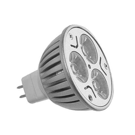ledware led spot light replacement bulb mr16 12v 6w led