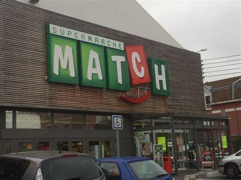 supermarché match à la madeleine