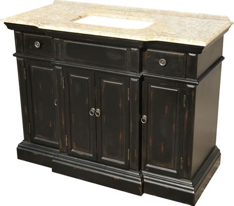 clearance kitchen faucets 48 inch single sink bathroom vanity with a distressed