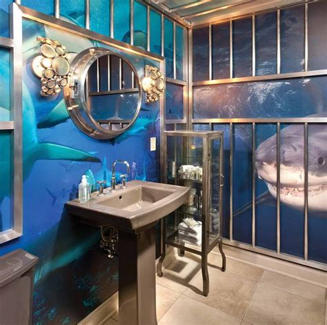 ocean bathroom decor ideas  pinterest ocean