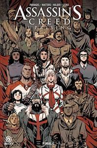 Assassin's Creed: Uprising Volume 3: Finale | Assassin's ...