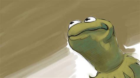 Meme Sesame Street Kermit The Frog Wallpaper