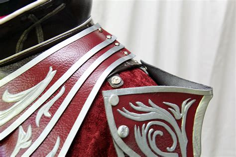 Learn Something New The Hobbit Lord Elrond Costume Pauldron