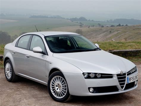 Alfa Romeo 159 24 Jtdm Uk Spec Wallpapers Cool Cars